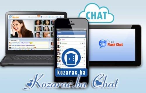 Kozarac.ba Chat