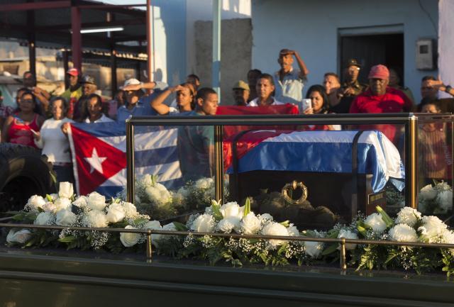 Fidel Catro Kuba
