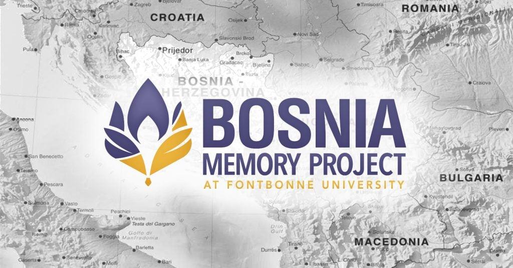 Bosnia Memory Project