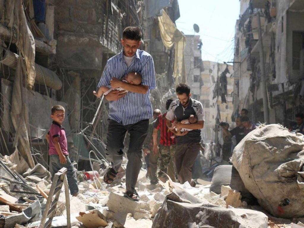 Aleppo Sirija