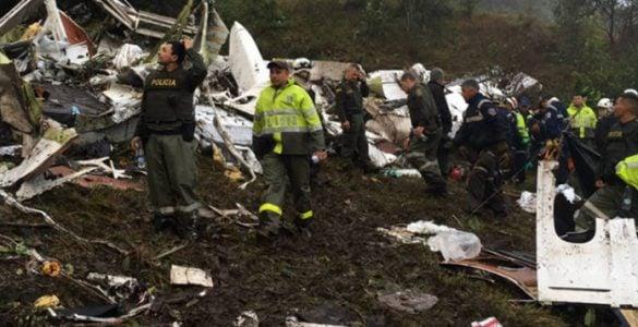 Bolivija pad aviona