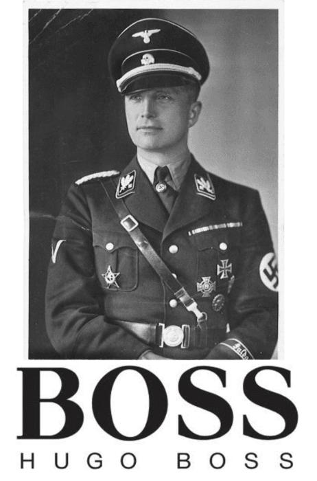 Firma Boss je bila veliki pristaša Adolfa Hitlera 8a62ed38694