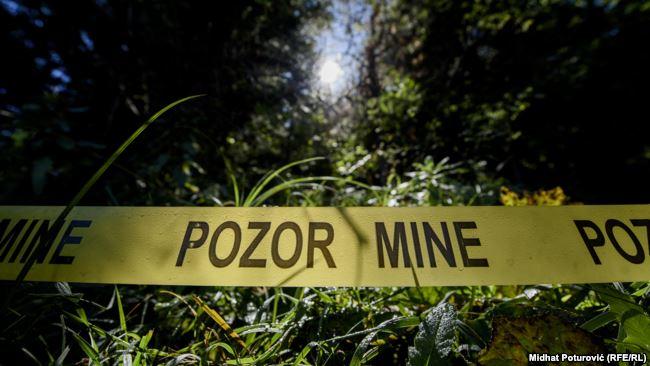 Bosna i Hercegovina bi tek 2025. godine trebala biti čista od mina